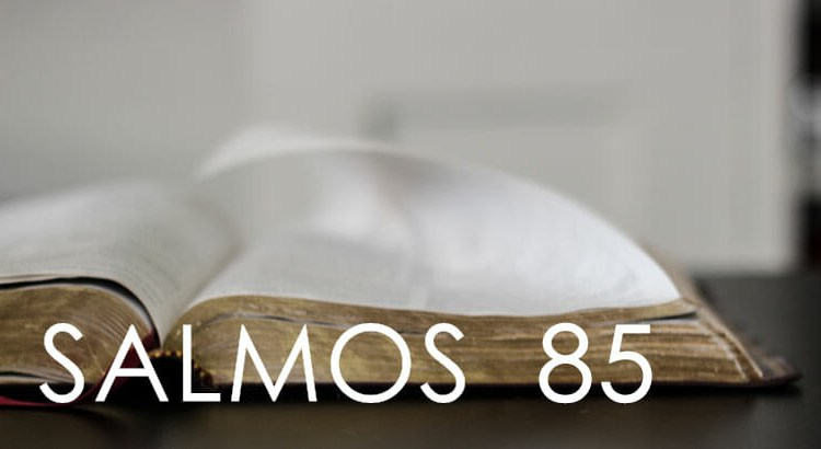 SALMOS 85