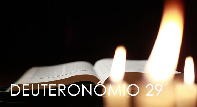 DEUTERONÔMIO 29
