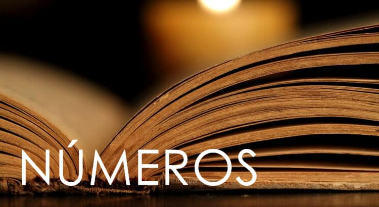 NÚMEROS BÍBLIA ONLINE