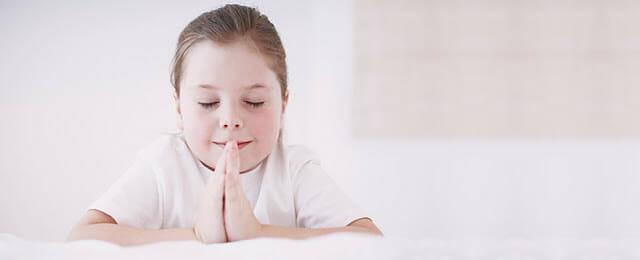 Oração antes de dormir