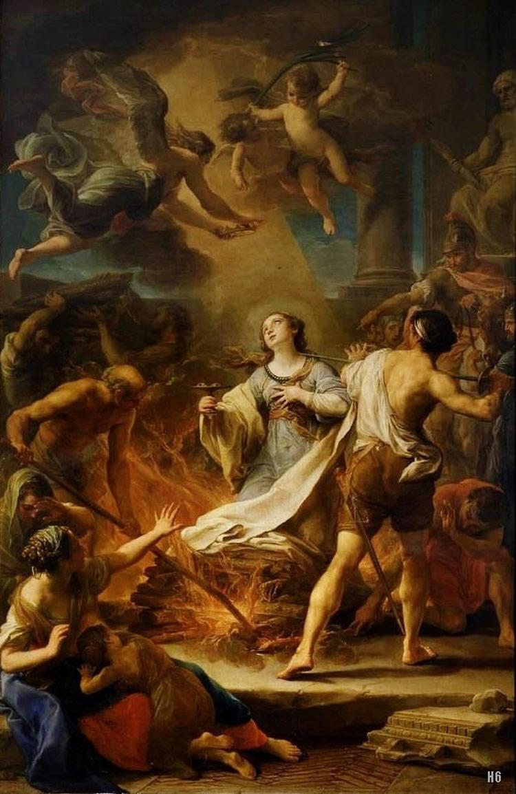 Oração de Santa Luzia