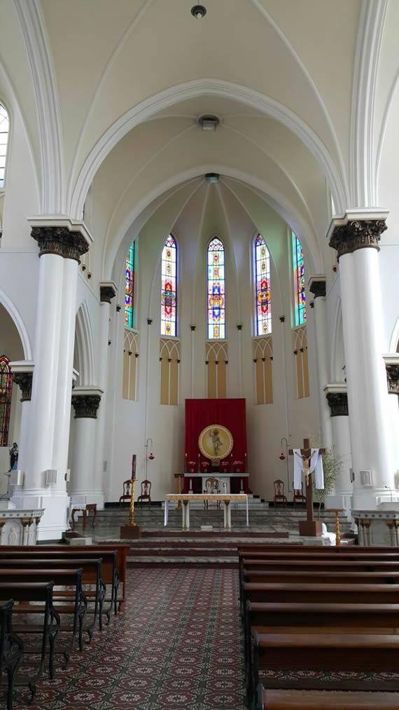 Igreja Nossa Senhora Das Dores em BH