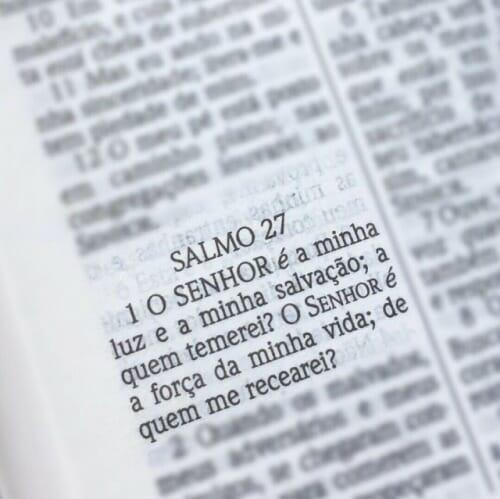 Salmo 27