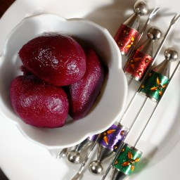 """Anne's """"Cheater"""" Pickled Beets"""