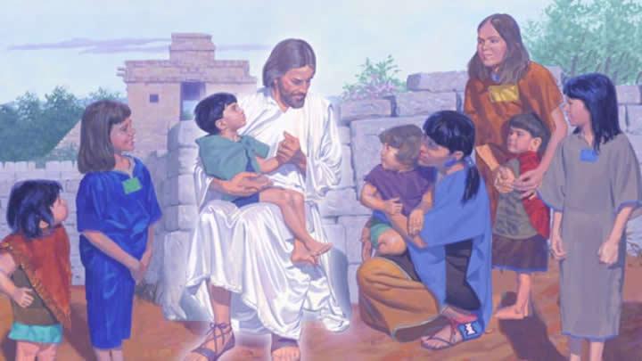 Oración por los niños, ayúdanos a cuidar de ellos, Señor