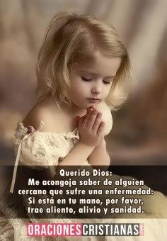 Oración por los enfermos