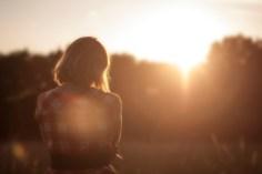 Oración pidiendo a Dios salir de la tristeza y soledad