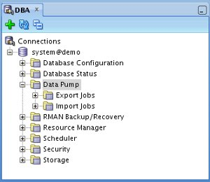 DBA Data Pump