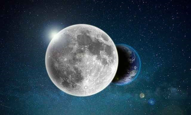 calcul de l'astrologie lunaire