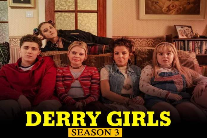 Derry Girls season 3 release date, cast, plot, spoilers, Netflix renewal and other details