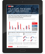 The C-Suite, the Board, and Proactive Cyber-Defence