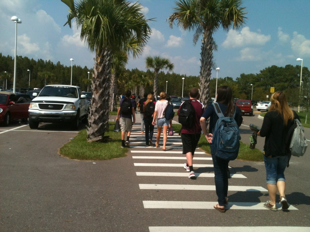 Parking pass crisis unfair to students
