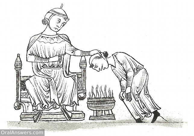Using Fire to Cure a Toothache - Dental History