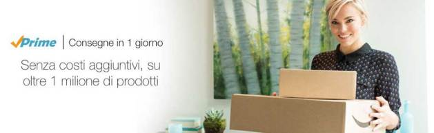 immagine di Amazon Prime
