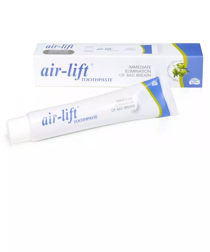 Airlift Bad Breath Eliminating Toothpaste