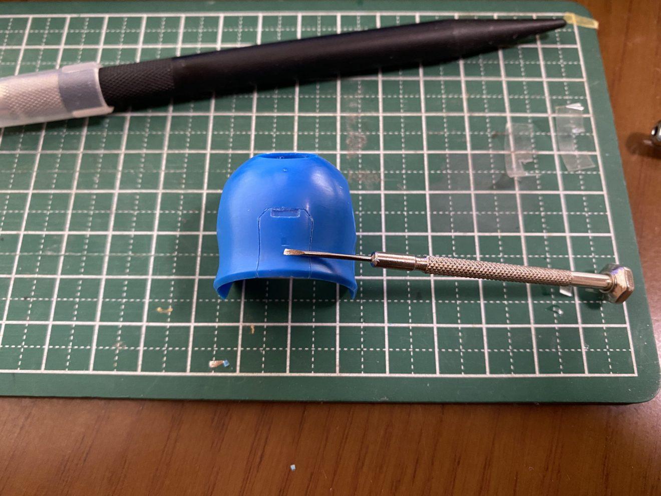 MG グフ Ver2.0 改造 塗装