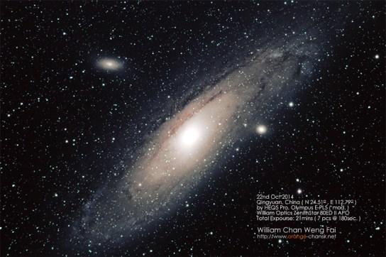 M31 仙女座大星系