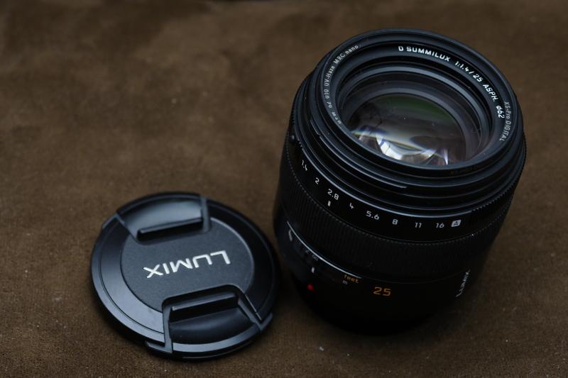 Leica D 25/1.4