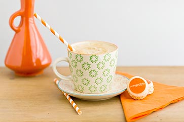 Kaffee Macaron Fotograf Wien orange-foto Hochzeitsfotos Wien