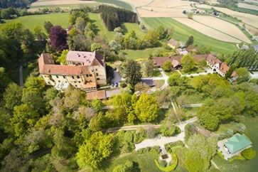 Hochzeit Schloss Obermayerhofen Hochzeitsfotograf orange-foto