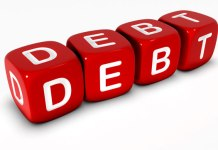 Latest figures released by the Bank of Ghana indicate that in two months, the country's public debt stock has increased by GH¢3.5 billion.