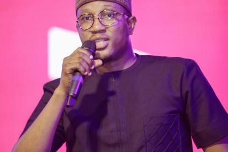 'We haven't taken over VGMA' -Baba Sadiq wards off comparisons