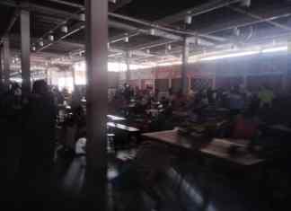 Kejetia market plunged into darkness