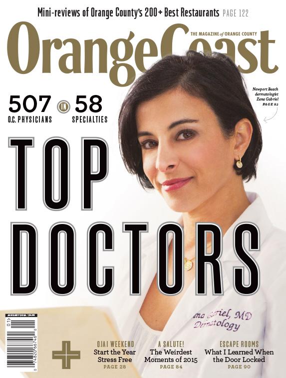 Top Doctors January 2016 Orange Coast