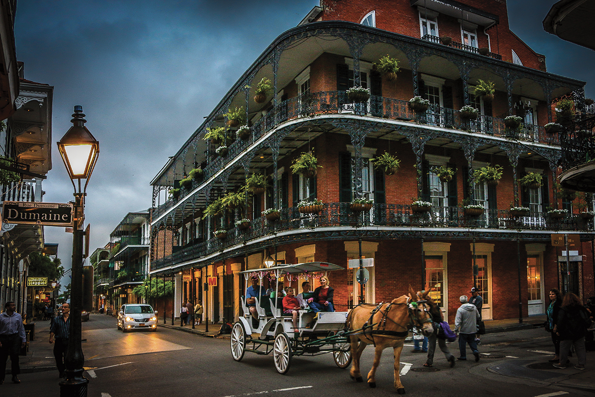 New Orleans Spring Adds A Jazz Festival To The Food And