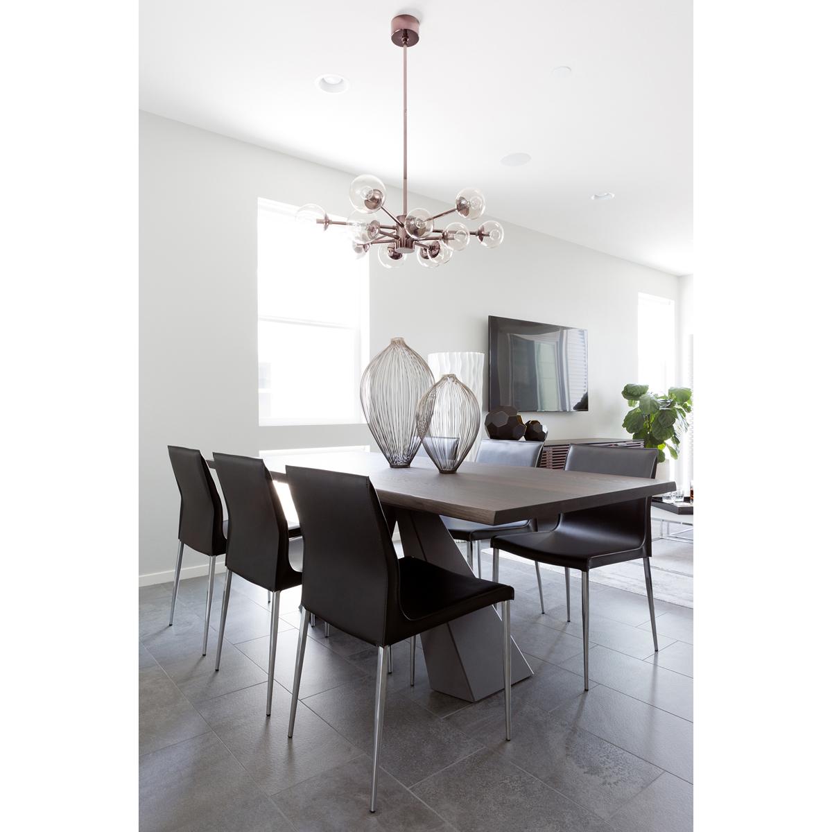 Irvines Cantoni Helps Costa Mesa Homeowner Achieve Modern Best 25  costa mesa dining table   6 Seat Espresso Kitchen Dining  . Costa Mesa Dining Room Set. Home Design Ideas