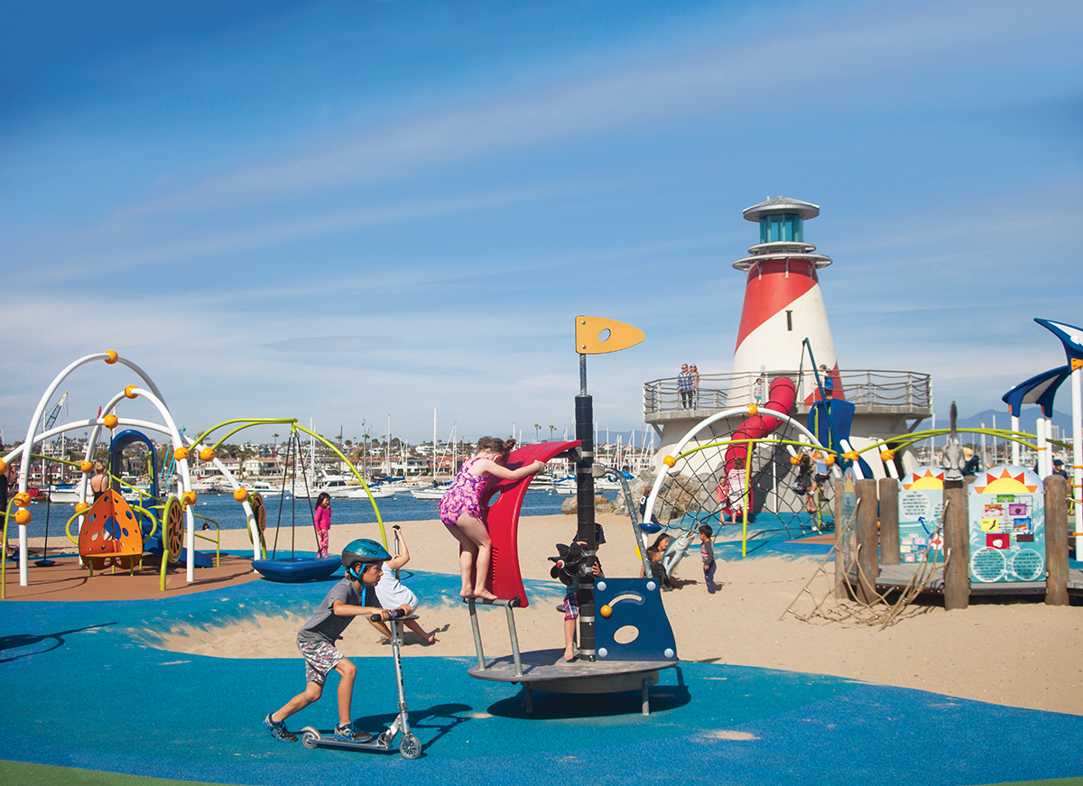 6 Of Our Favorite Playgrounds In Orange County Orange Coast