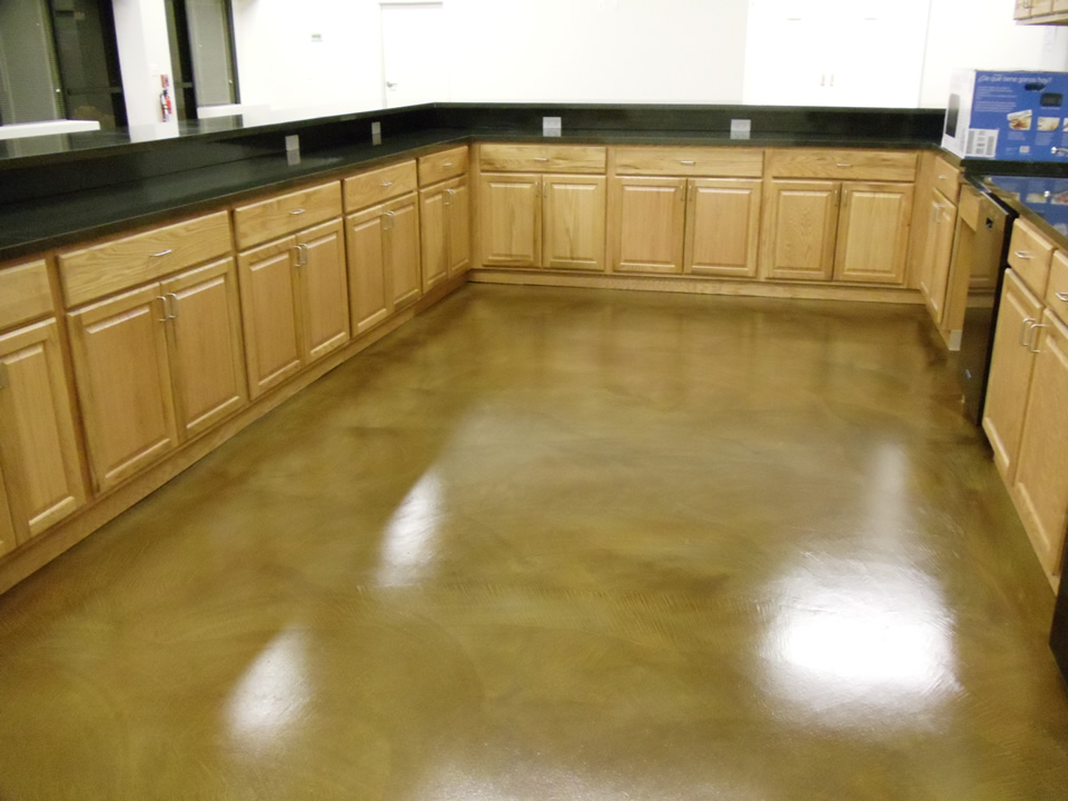 Bon ... Pinterest How To Stain Interior Concrete Stain An Interior Concrete  Floor How To Stain Interior Concrete Interior Concrete Floor Overlay Black  With Grey ...