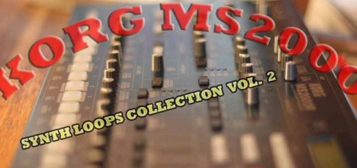 Korg MS2000 Collection | Orange Free Sounds