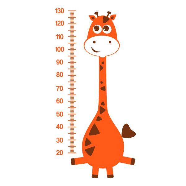 Vinilo decorativo baby jirafa - Orange Publicidad