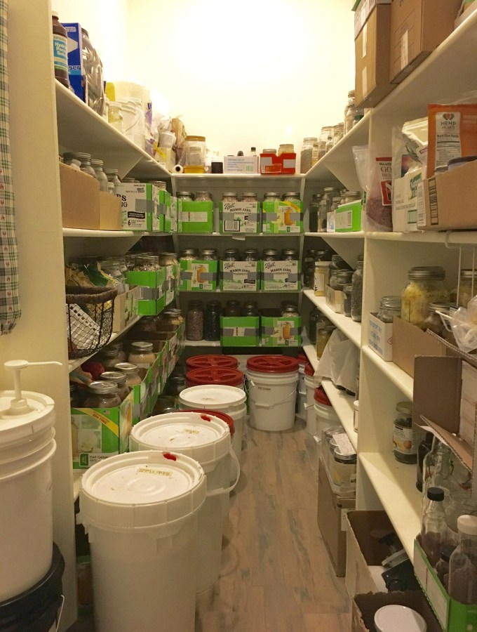 REAL FOOD STORAGE PART 1 {Stocking My Pantry}