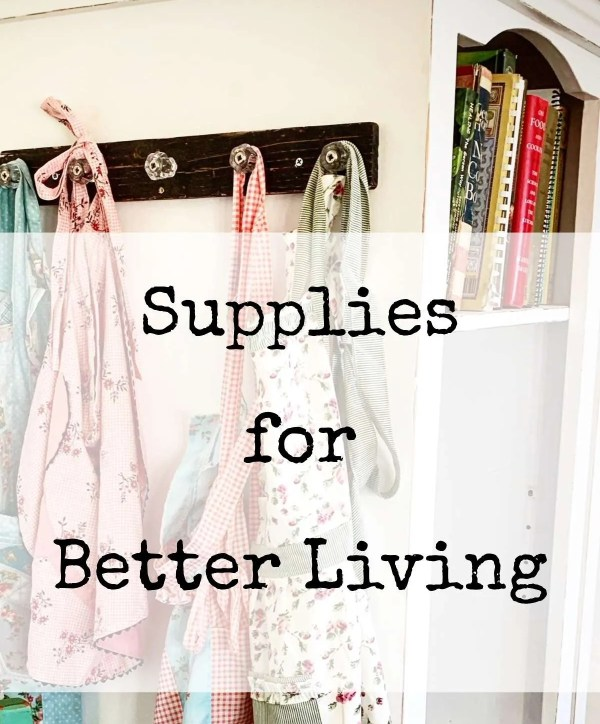 supplies for better living