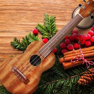 Christmas Ukulele - (Royalty Free Music   Stock Music   Background)