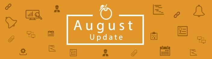 Orangescrum August Update