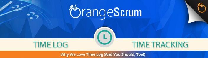 time log banner