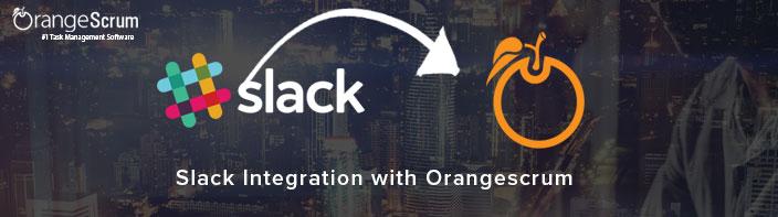 Slack Integration with Orangescrum project management