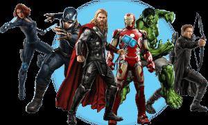 5 Team Work Lessons from Team Avengers