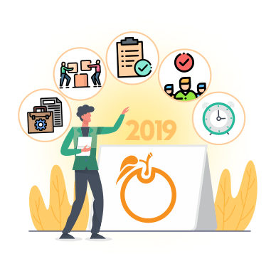 Top 5 Reasons to go for Orangescrum in 2019