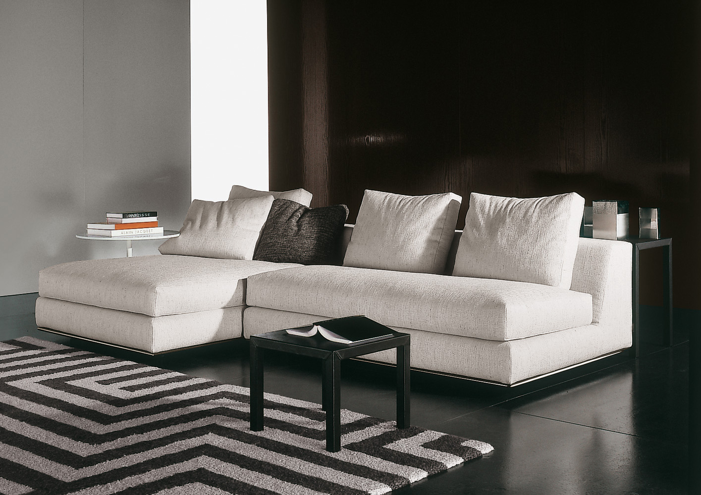 Sofa And Chaise Lounge