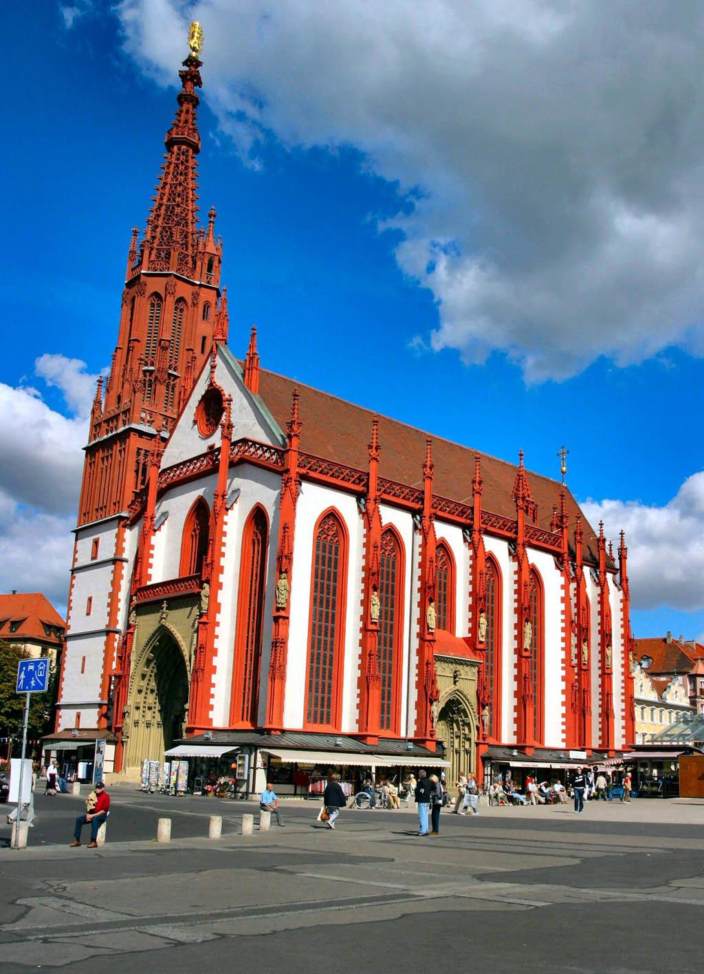 Wrzburg Conseils Au Touriste Prparation Ce Quil
