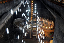Соляная шахта Салина Турда, Romania