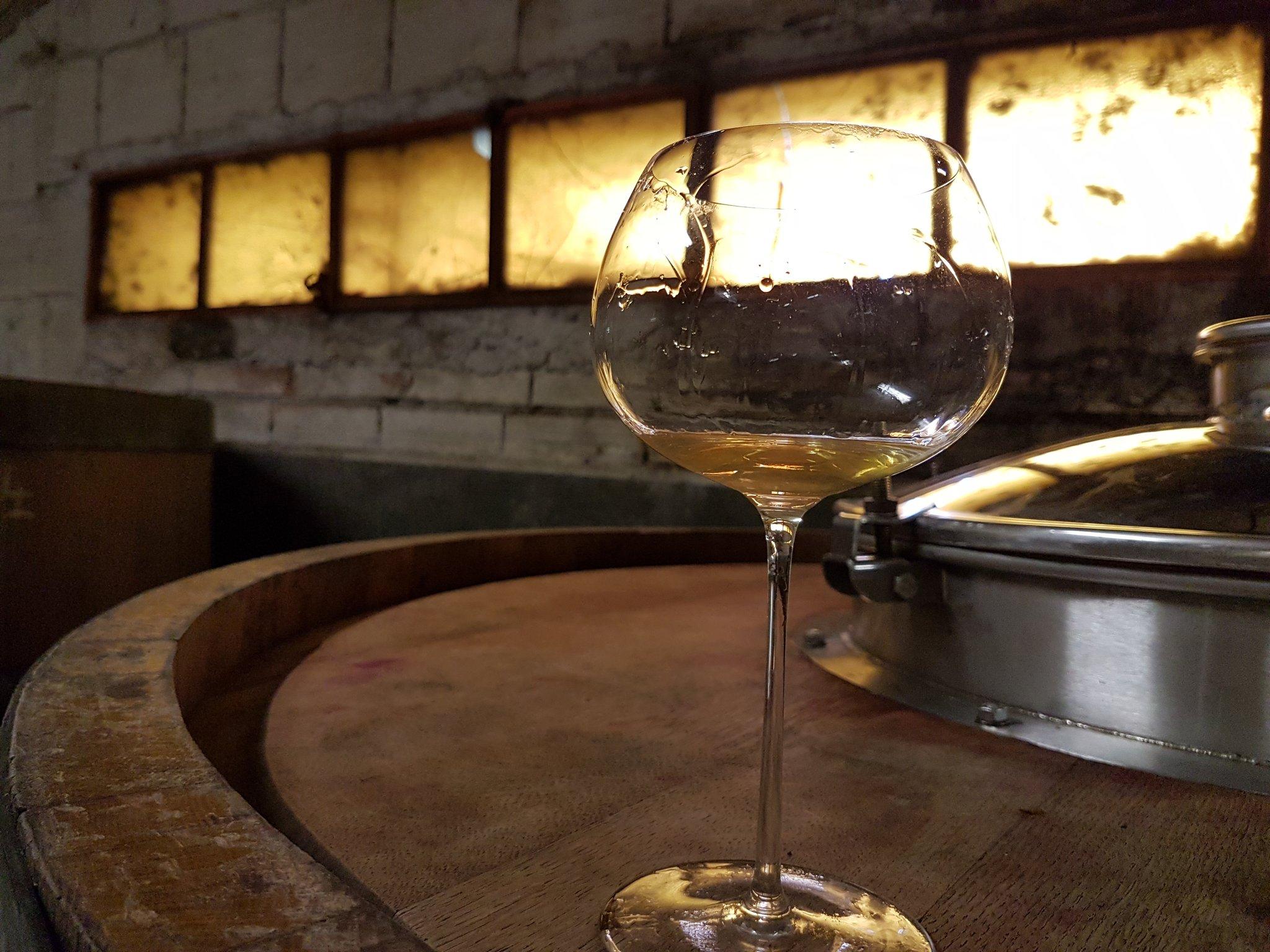A Biodynamic Wine Orangewines