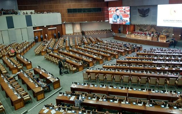 RUU Haluan Ideologi Pancasila: Upaya Amandemen Terselubung by orangramai