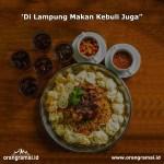 Di Lampung Makan Kebuli Juga