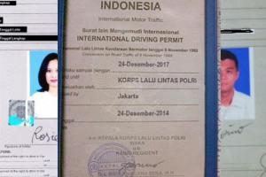 Membuat SIM Internasional: Prosedur dan Syaratnya 1