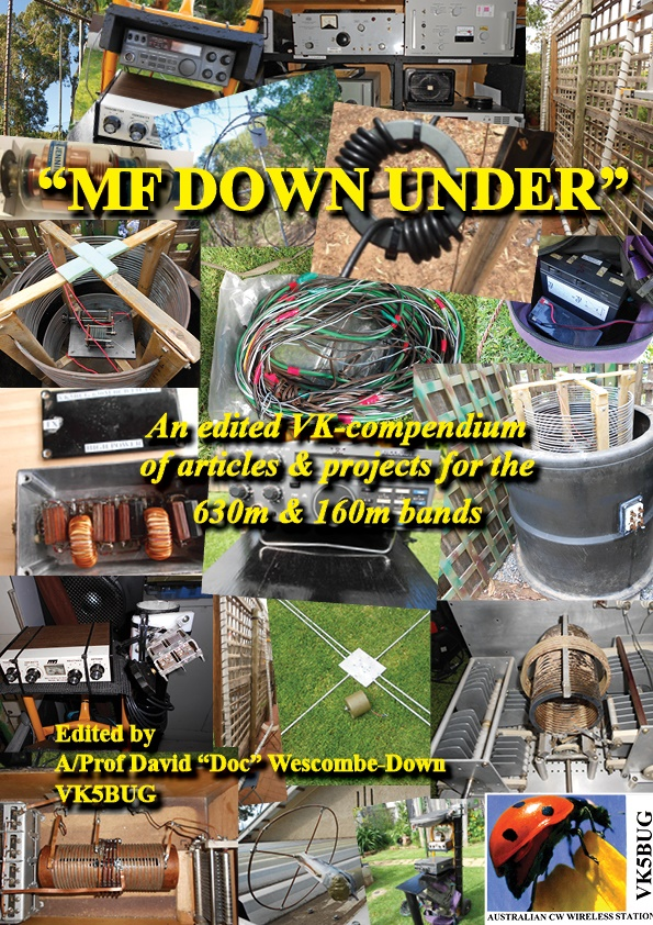 New VK MF amateur radio book release: June 2016 – Oxley Region